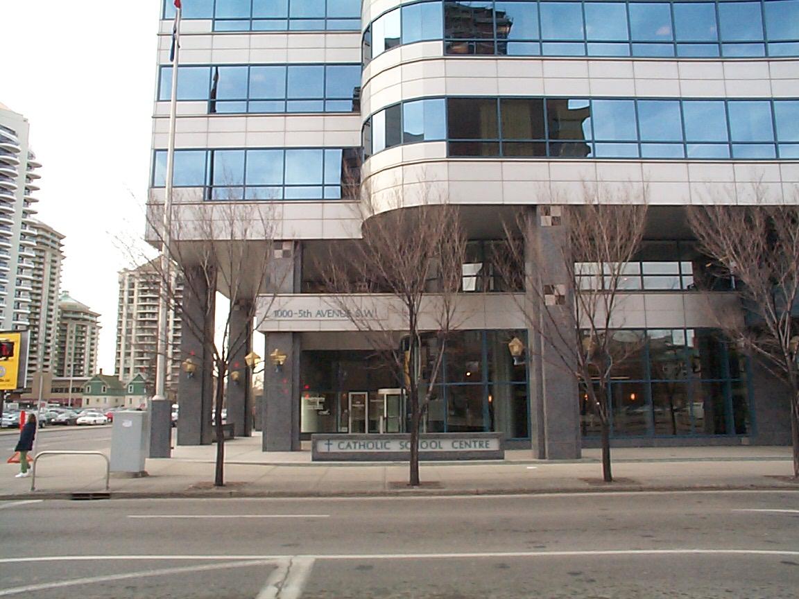 Calgary Catholic School District (Học khu Công giáo Calgary-CCSD)