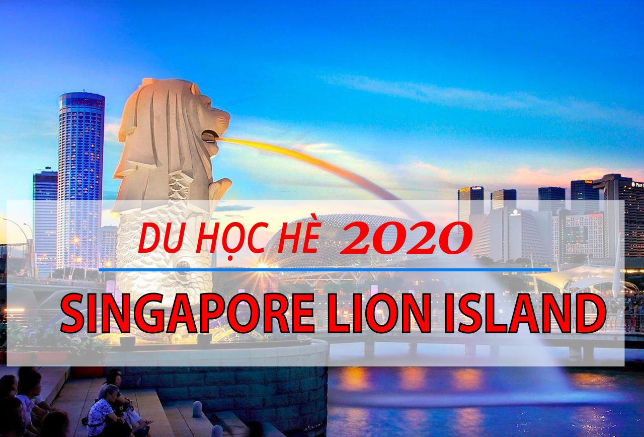 Du học Hè - Singapore Island 2020