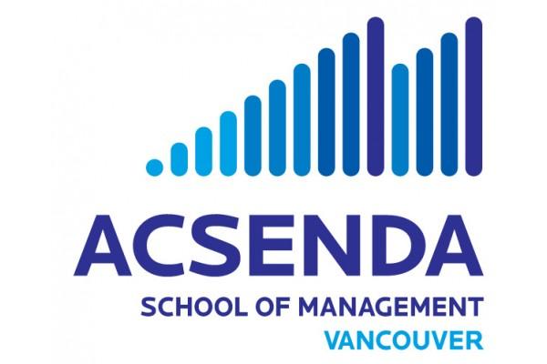 Thông tin Học Viện Acsenda - Vancouver,Canada năm 2020