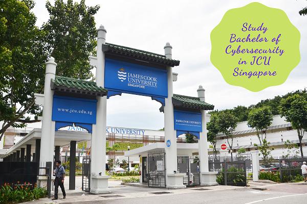 Học Cử nhân An ninh mạng tại Đại học James Cook Singapore - Ngành học hot, lương cao sau tốt nghiệp