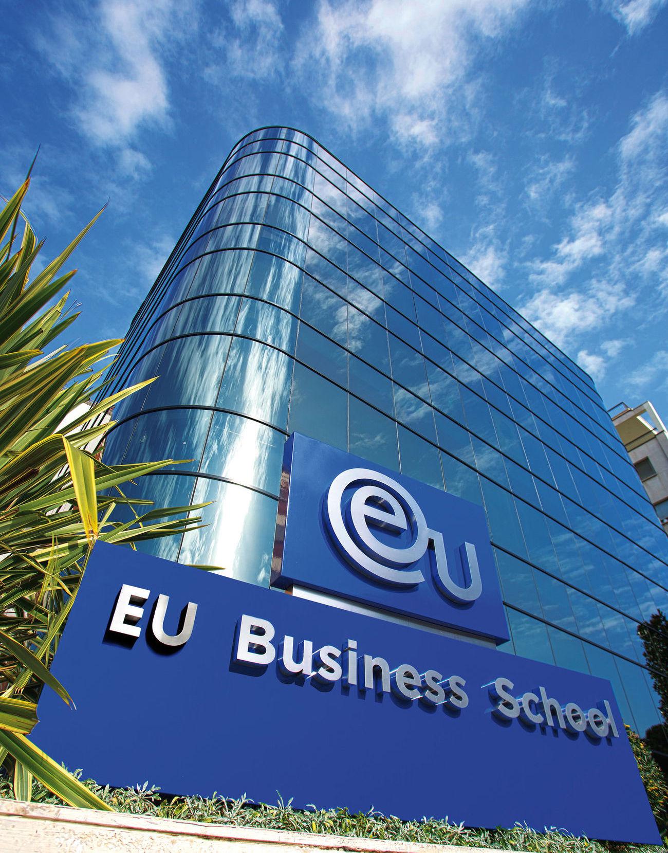 Chương trình hè của EU Business School