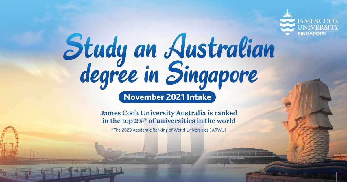Cử nhân Thương Mại - ngành học thế mạnh của Đại học James Cook Singapore