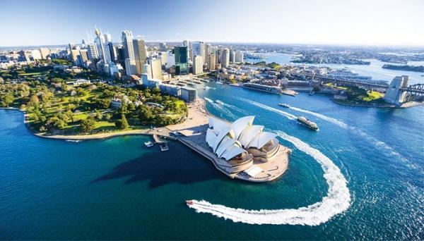 Giới thiệu về Úc