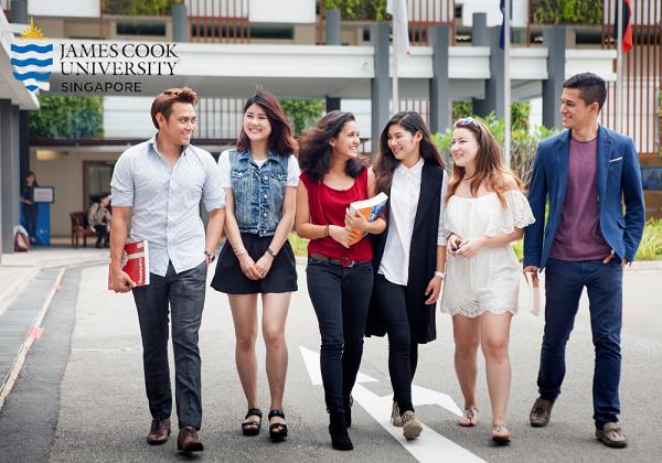 Thạc sỹ Khoa học tâm lý (Chuyên về Tâm lý trong Kinh doanh) – Chương trình học độc đáo tại Đại học James Cook Singapore