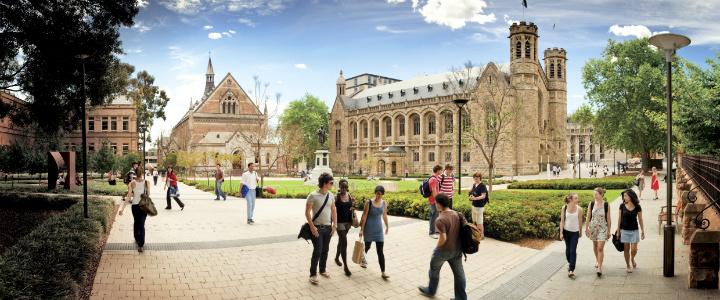 The University of Adelaide có xứng đáng là một trong những ngôi trường danh giá hàng đầu nước Úc?