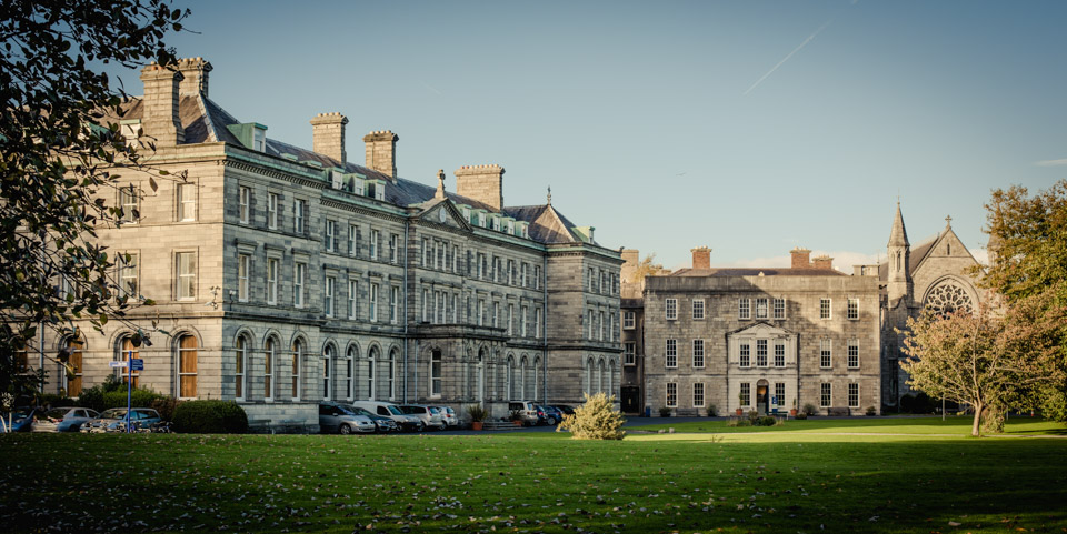 DUBLIN CITY UNIVERSITY – Trường số 1 đầu ra của Ireland