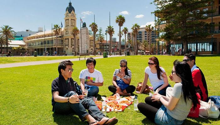 9 lý do du học sinh nên chọn Úc là điểm đến du học