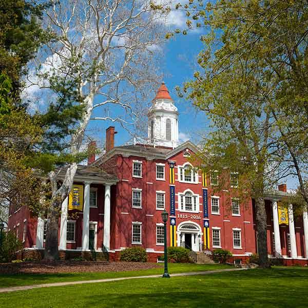 Du học Mỹ - Trường Allegheny College - Học bổng $35,000 năm học 2020