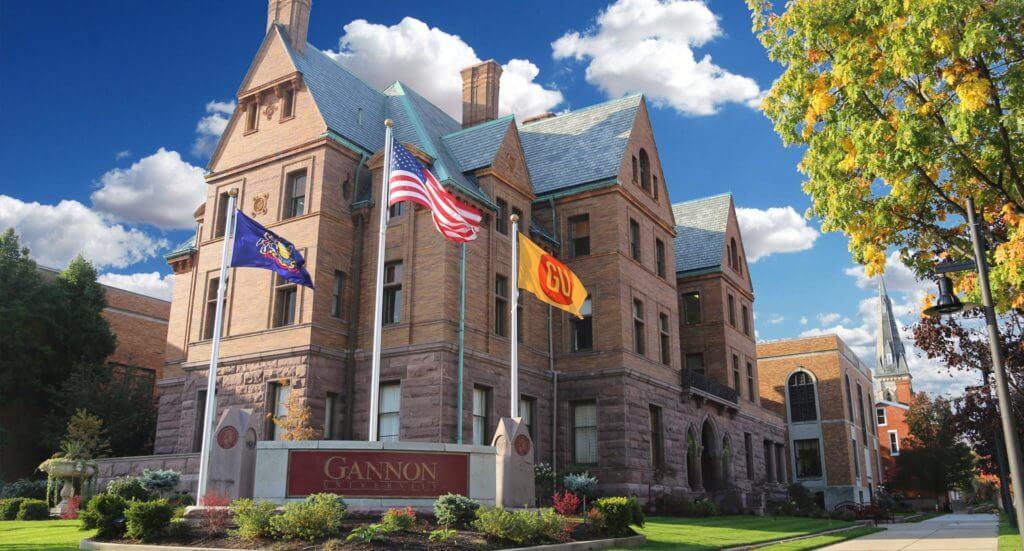 Du học Mỹ - Thông tin trường Gannon University