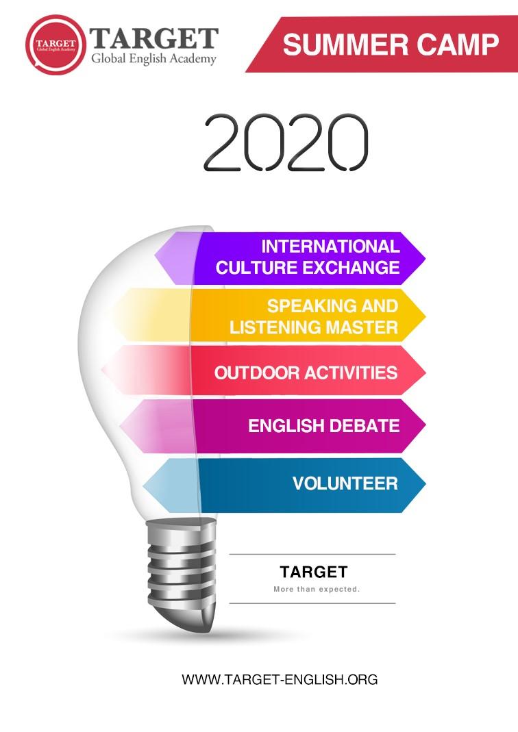 Du học hè tiếng Anh Target 2020 Philippines