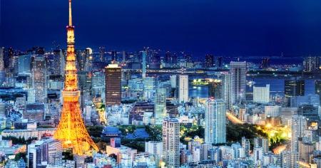 Buổi tối ở Tokyo đi đâu, làm gì?