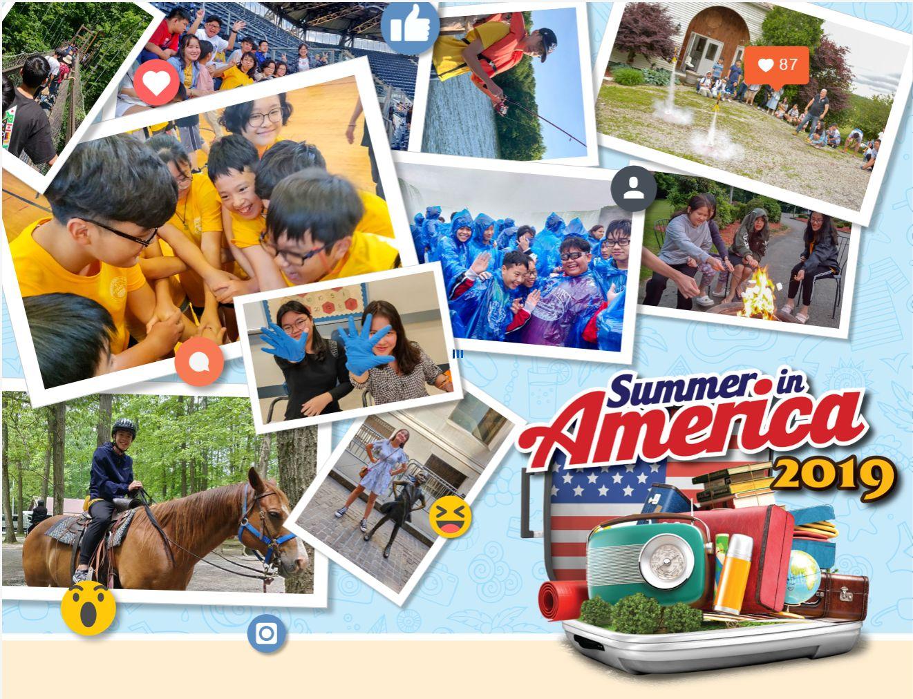 Du học hè Mỹ - ASG Summer Camp 2020