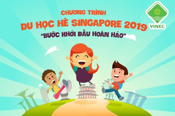 DU HỌC HÈ SINGAPORE – LION ISLAND 2019