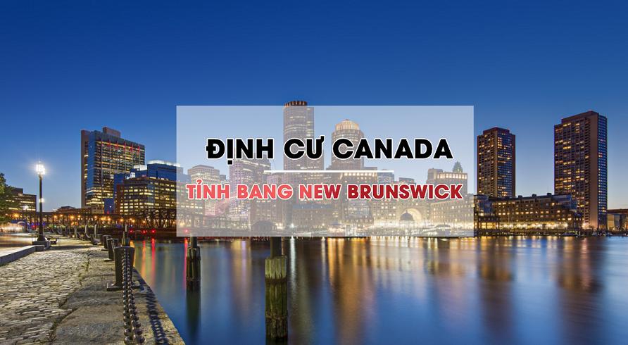 Chương trình đề cử tỉnh bang New Brunswick – Diện Doanh nhân