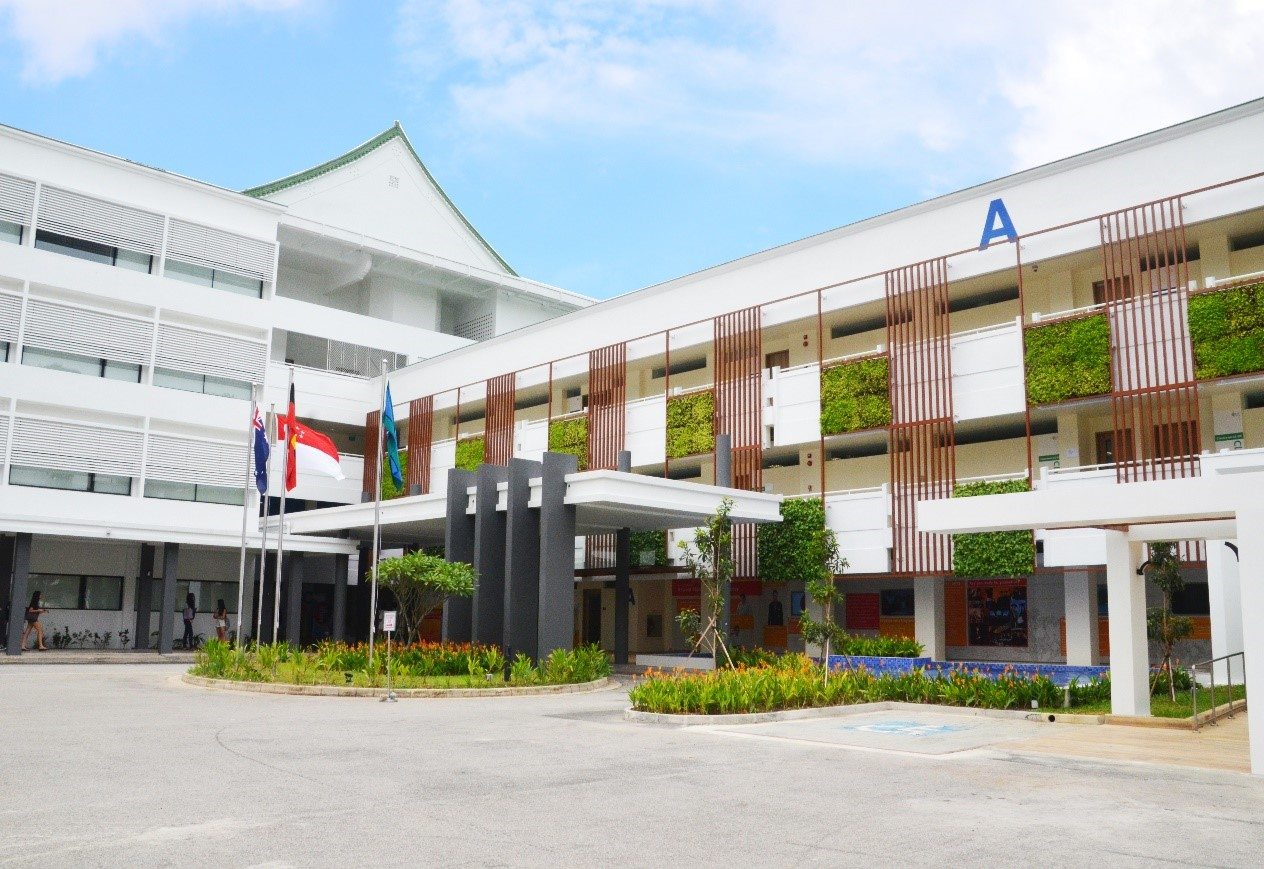 ĐẠI HỌC JAMES COOK UNIVERSITY SINGAPORE