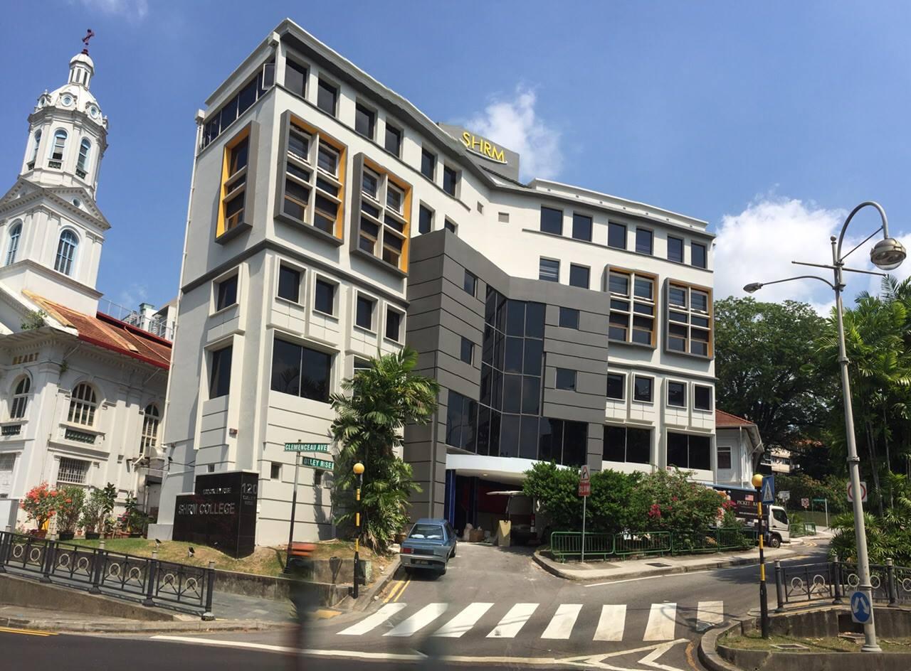 Thông tin trường SHRM Singapore - Chuyên đào tạo du lịch khách sạn I Du học Singapore
